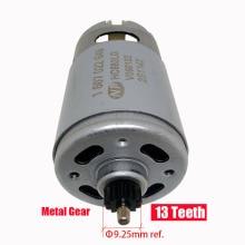 DC Motor 14.4V 13 teeth HC683LG 3601JB7300 GSR14.4-2-LI for BOSCH  electric drill maintenance parts