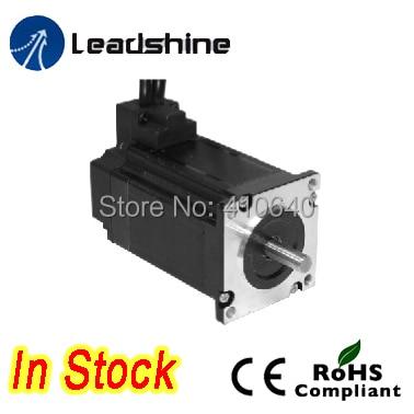 Motor paso a paso Leadshine 57HS20-EC 1,8 grados 2 fases NEMA 23 con codificador 1000 línea y 1,0 N.m torque