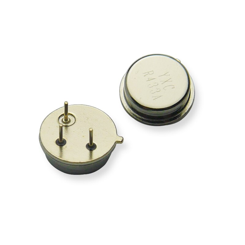 XNWY акустический Настольный резонатор R433A TO39 75K 433,92 MHZ 3PIN пассивный резонатор кристалл