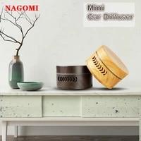 Mini humidificateur dair ultrasonique sans eau  diffuseur dhuile essentielle avec lumiere coloree pour maison et voiture  interrupteur de Vibration et arome