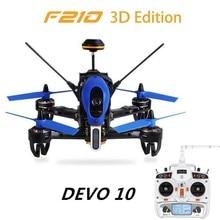 Walkera F210 3D Edition + Devo 10 Remote Control Racing Drone 700TVL Camera / OSD Included RTF 2.4GH