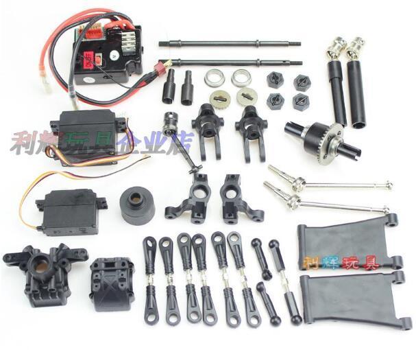 WLtoys K949 10428-A B C Rc piezas del coche K949-23 K949-42 K949-43 K949-47 K949-51 K949-60 K949-61 K949-111 K949-113