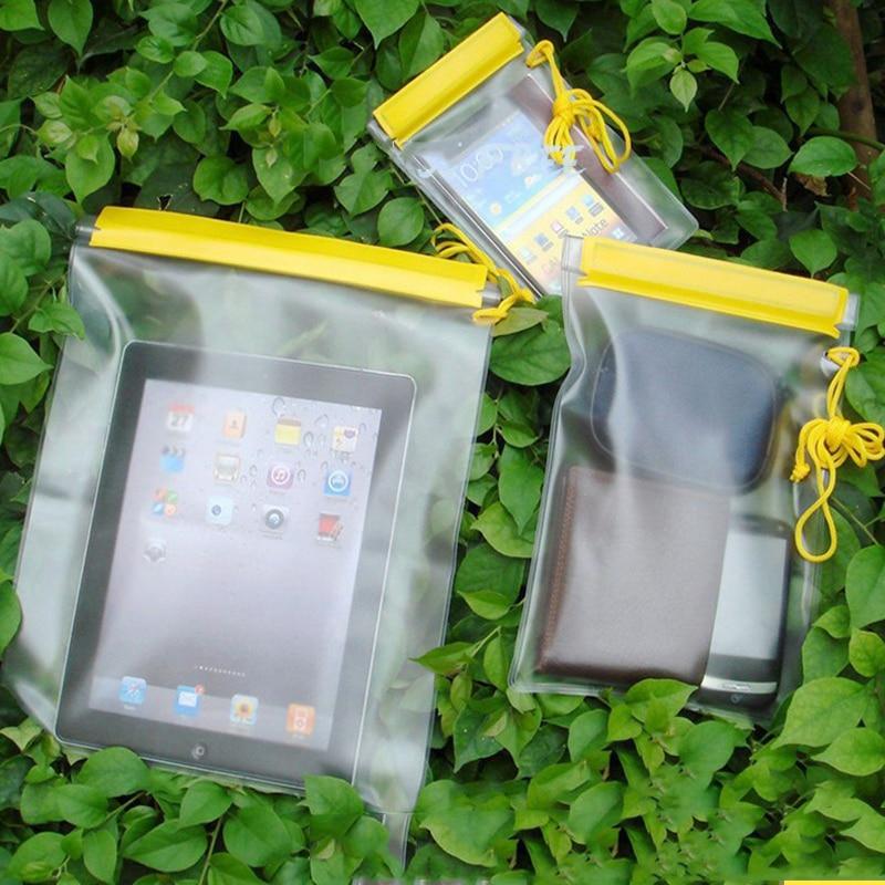 3 шт., водонепроницаемые прозрачные чехлы для телефонов