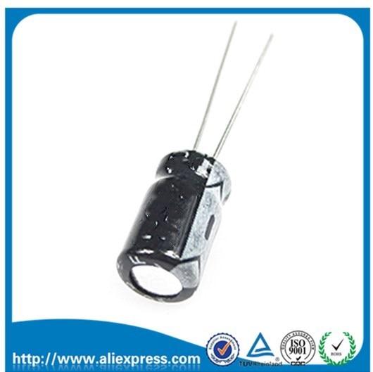 50 stücke 22 UF 50 V 50 V/22 UF elektrolytkondensator 50 V 22 UF Größe 5*11 MM aluminium-elektrolyt-kondensator