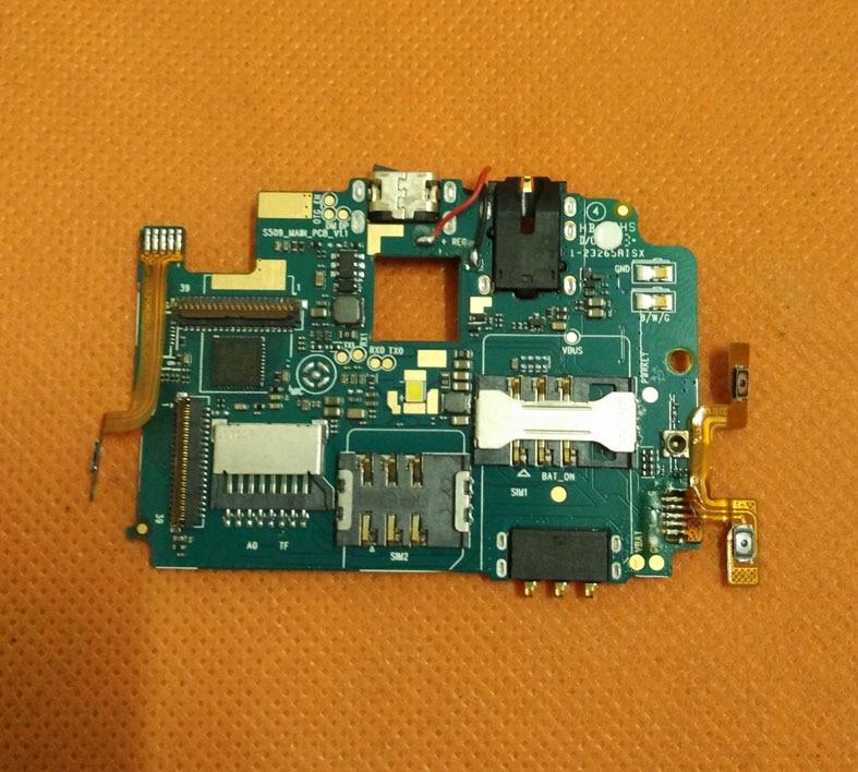 Usado Original mainboard 1G RAM + 8G ROM Motherboard para Ulefone Ser X 4.5 polegadas MTK6592 QHD 960x540 Octa núcleo Frete grátis