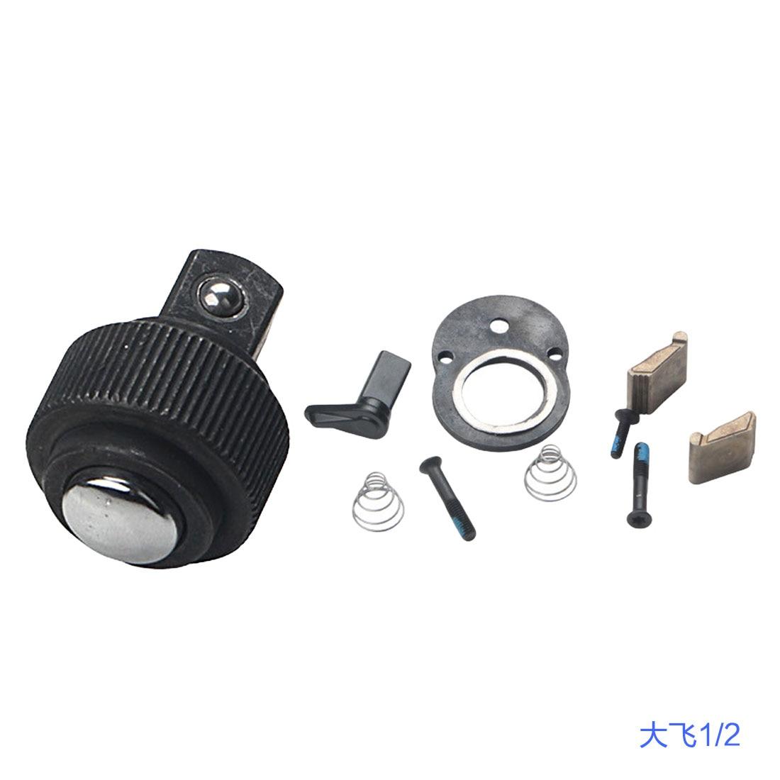 "Repair Kit 1/4"" 3/8"" 1/2"" 72 Teeth Ratchet Socket Wrench Repair Accessories Ratchet Wrench Part Kit Hand Tool"