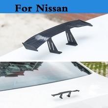 Autocollant mini aile arrière pour Nissan 350Z 370Z AD Almera Classic Altima Armada Avenir Juke Nismo   Autocollant nouveau style de voiture, 2017