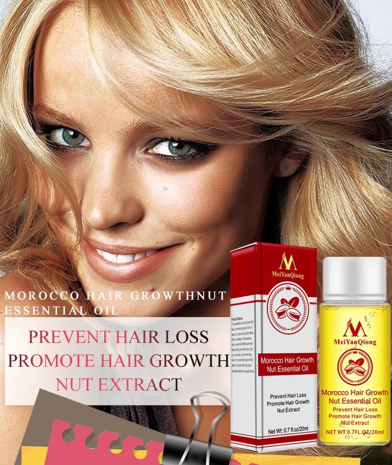 20ml Nut Hair Care Growth Liquid Fast Powerful Hair Growth Essence Hair Loss Products Essential Oil
