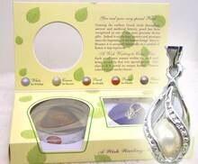 Распродажа, популярные подарочные кулоны в виде спирали, ожерелье с жемчугом, set-who120_1, опт/розница, бесплатная доставка