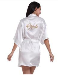 Женский банный халат, с надписью, для подружки невесты, для мамы и дочки