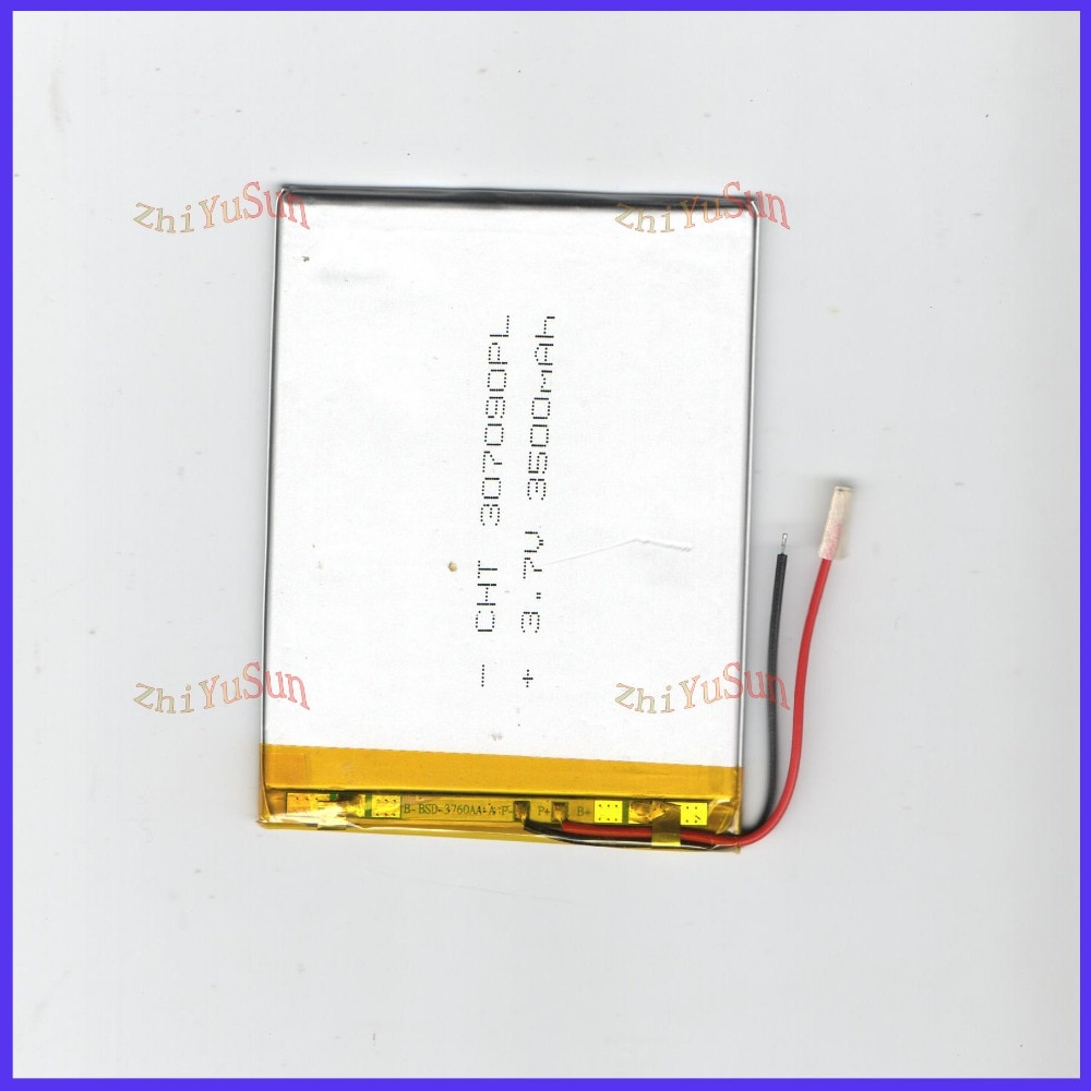 Batería de polímero de litio 3,7 V 3500mAh ZhiYuSun 307090 con tablero de protección compatible con tableta PC CUBE U25GT envío gratis