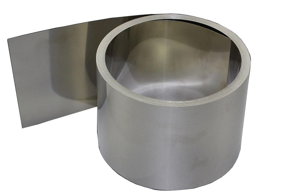 High purity 99.96% pure nickel belt, Pure Ni Plate Nickel Strip Tape For Li 18650 Battery Spot  0.15mm *25mm*5000mm 5 m / roll недорого