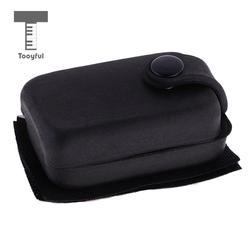 Tooyful plutônio retângulo 9 v captador ativo bateria titular saco caixa de capa para guitarra elétrica acessórios graves