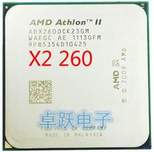 Amd athlon ii X2 260 3.2 GHz dwurdzeniowy procesor gniazdo procesora AM3 darmowa wysyłka