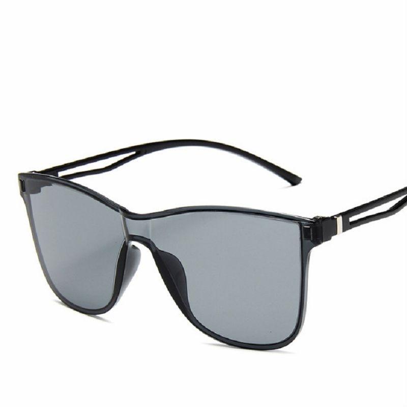 Солнцезащитные очки унисекс, винтажные Поляризационные солнечные очки от солнца, квадратной формы, от известного бренда, в стиле ретро, 4 цв...