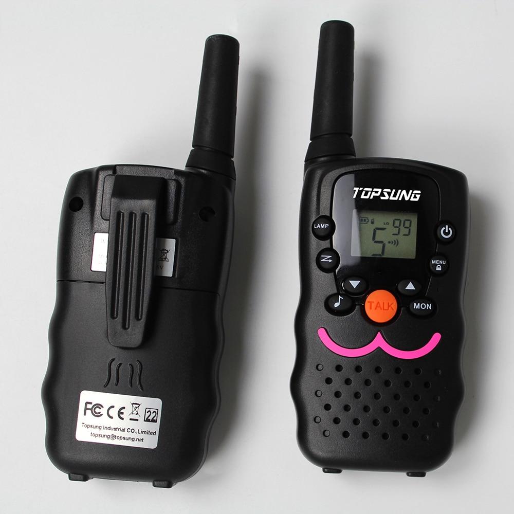 Par de walkie-talkies portátiles VT8 de largo alcance, radio comunicador CB UHF HF de 2 vías con accesorios de cargador para auriculares