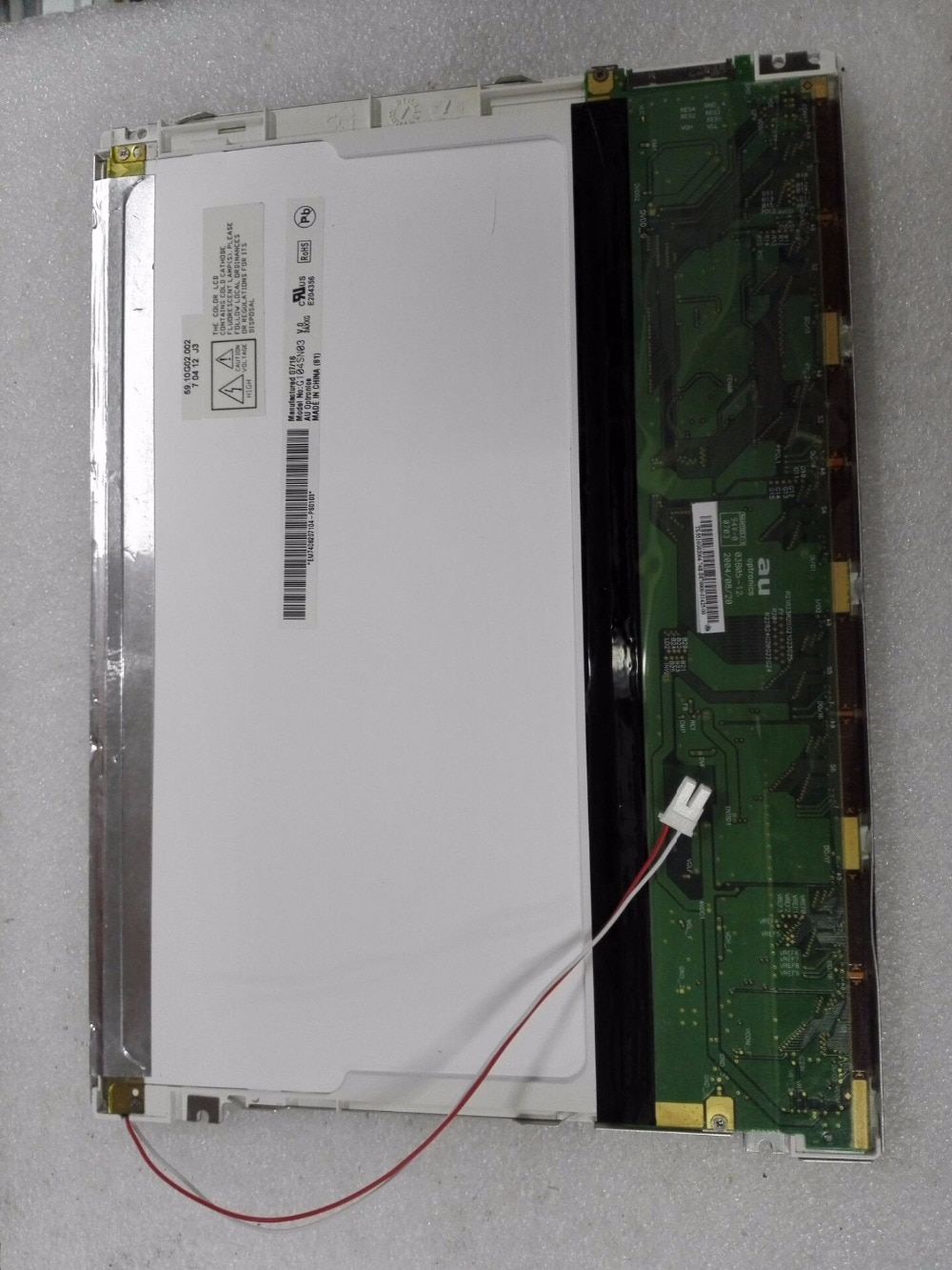 Original AUO 10.4 inch LCD screen G104SN03 V.0 G104SN03 V.1 V1 two models
