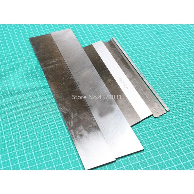 1 peça de alta qualidade aço branco para diy faca material que faz a lâmina da faca hrc61