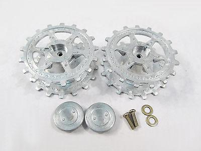 Mato 1/16 HengLong Jadpanther, пантера G RC Танк металлические звездочки колеса для вождения MT012S TH00704