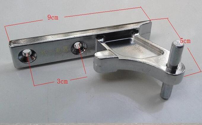 CD-190W BCD-268 BCD-238WF refrigerator parts fridge middle door hinge 90X50mm