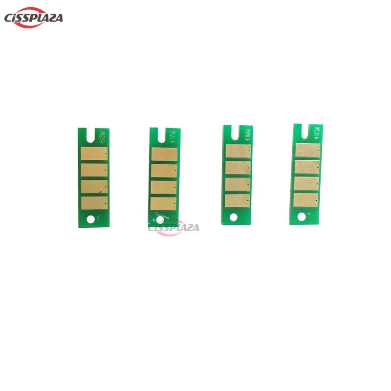 CISSPLAZA 5sets auto reset chips kompatibel Für Ricoh GX e5550 e5550n drucker GC31 ARC chip