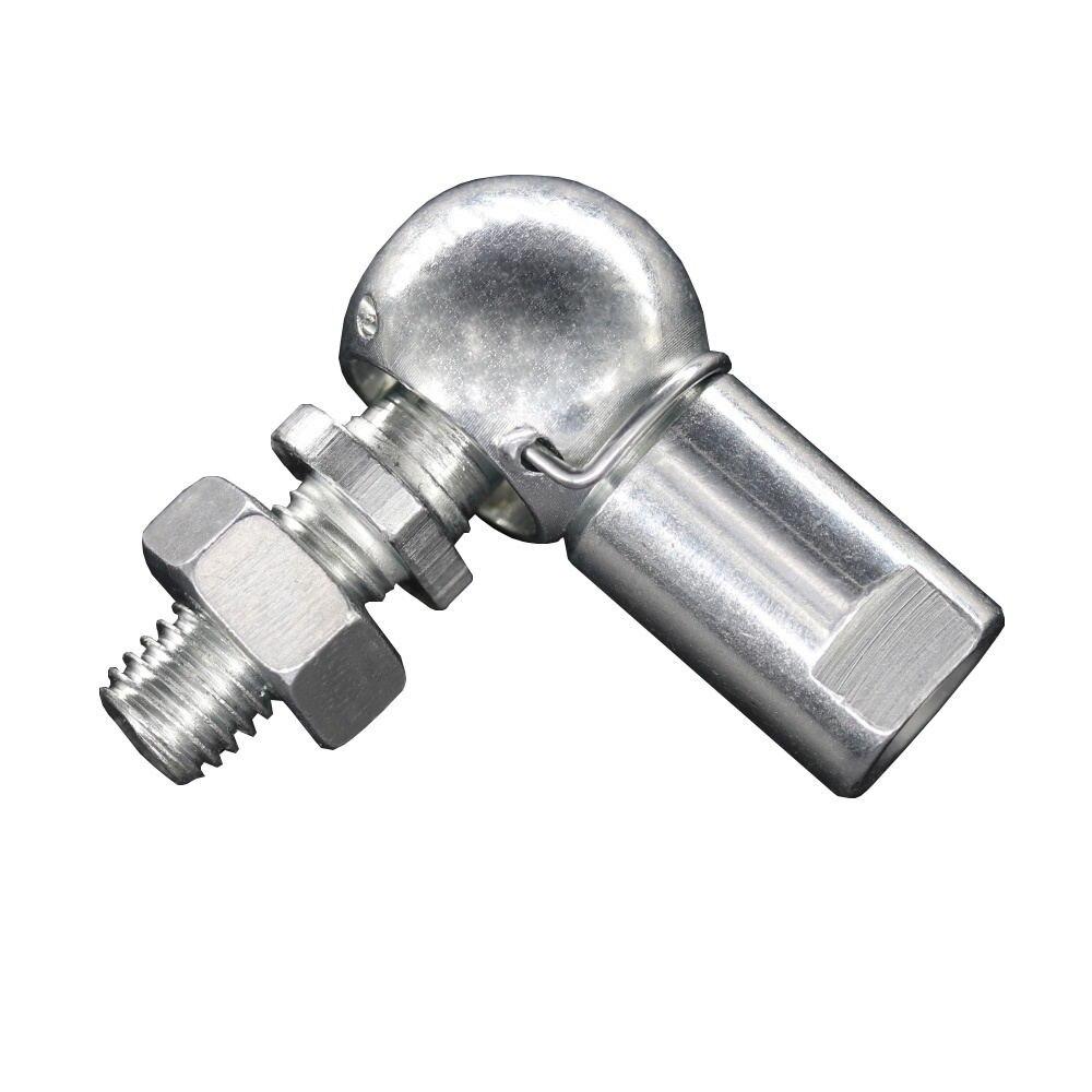 4 шт SQP8S шаровой шарнирный стержень торцевой подшипник M8x1.25 резьбовой шаровой стержень конец Валы      АлиЭкспресс