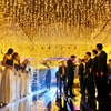 LED カーテンつららストリングライト 0.6 メートル落下屋内屋外妖精ライト花輪ホームウェディングパーティーガーデン用クリスマス装飾