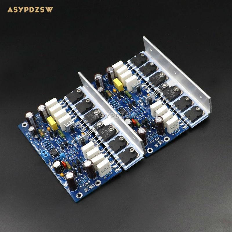 Встроенный усилитель мощности KTB817 KTD1047 2SA1186 2SC2837 250 Вт + 250 Вт 8 Ом, 2 канала L25