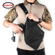 Outdoor tactical 1000D PVC water proof light portable dry holster bag softbag messenger gun bag conceal hide gun bag holsters