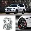 Adaptateurs de espaceurs de roues 5 cosses 5x5.9 | 1/goujons de découpe pour Lexus LX 2008 + 4 pièces