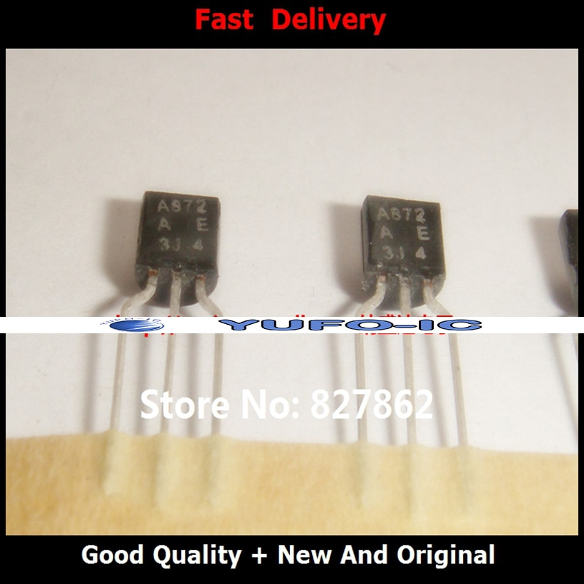 Envío Gratis 2SA872AE 2SA872A A872 a 92 nuevo original