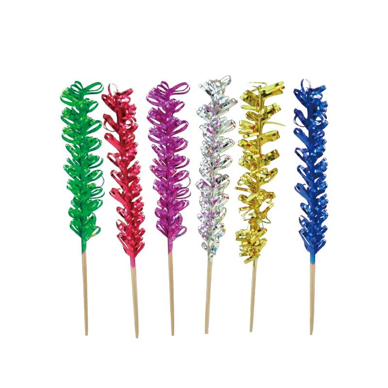 20 piezas palillos de fiesta de arte palillos de dientes Cupcakes/fruta/pastel Toppers decoración proveedores