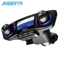 Автомобильный FM-трансмиттер с выключением, Bluetooth 5,0