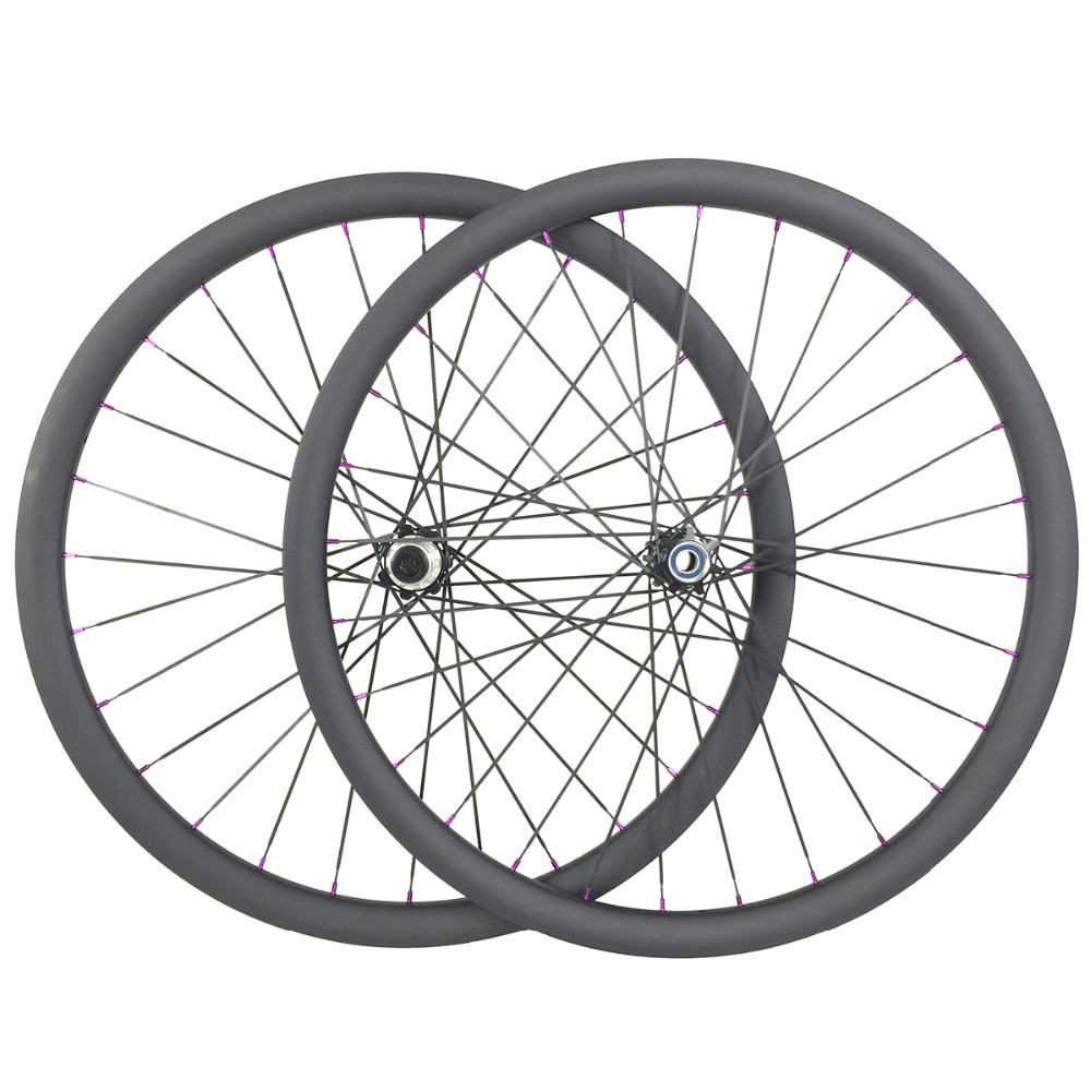 29er MTB XC 30X30 tubeless carbon lefty wheels straight pull F 74mm R 135mm 142mm UD 3K 12K 24H 28H cross country bike wheels