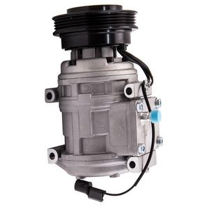 MAXPEEDINGRODS Air Conditioning Compressor fit for Toyota Landcruiser HDJ100 (100 Series)HDJ78R