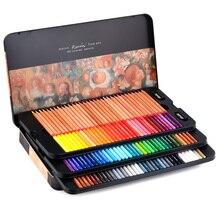 Marco farbe bleistift zinn blei Renoir24 36 48 72 100 farbe Geheime Garten gewidmet Tiantu farbe stift Farbige Bleistift Zinn box