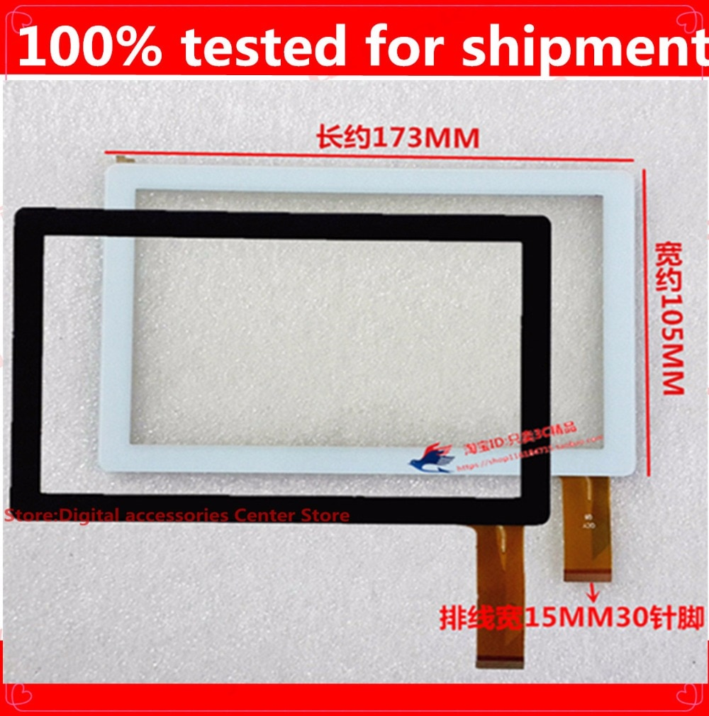 1pcs 7'' inch touch screen 100% New for  FHF70030 Tablet PC touch panel digitizer