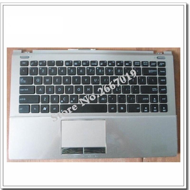 الولايات المتحدة جديد ل ASUS U46 استبدال محمول لوحة المفاتيح مع C حالة