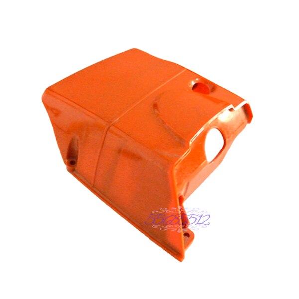 Capa de cilindro de plástico superior mortalha se encaixa stihl ms380 381 038 oem #1119 080 1602
