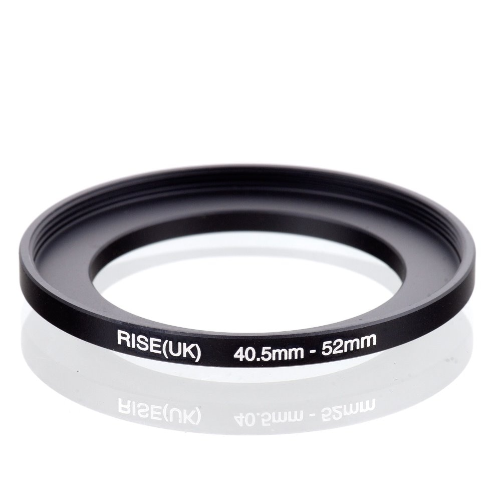 Original aumento (Reino Unido) 40,5mm-52mm 40,5-52mm 40,5 a 52 paso anillo adaptador para filtros negro