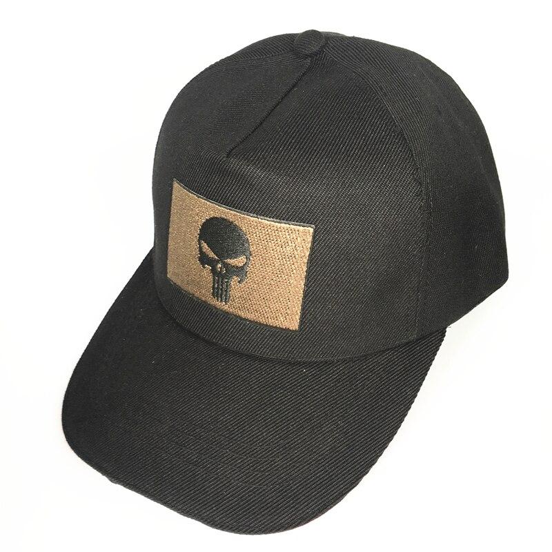 2020 New Cool Tactical Baseball Cap SEALS Punisher American Sniper Army Adjustable Snapback Hat Baseball Cap For Men&Women