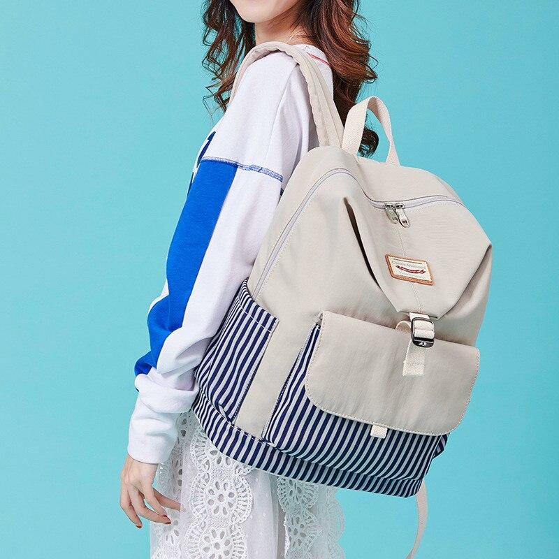 Школьные сумки для девочек-подростков, Водонепроницаемый Школьный рюкзак, Детский рюкзак, Детский рюкзак, женская сумка для ноутбука, рюкза...