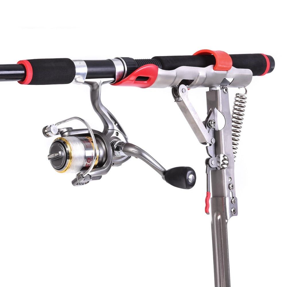 Carp Automatic Fishing Rod Bracket Telescopic rod spinning rod Sections olta tackle Automatic Bracket