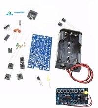 Беспроводной стерео приемник FM радио модуля PCB DIY Электронные Наборы 76 МГц 108 МГц Великобритания