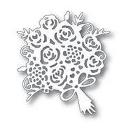 rose bouquet metal cutting dies stencils for diy scrapbooking decorative embossing suit paper cards die cutting template 2018