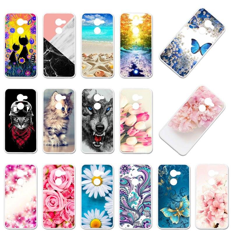 Case For Alcatel A3 5046D Soft TPU Silicone Cover For Alcatel A3 A 3 5046 Case For Alcatel A3 5046 5046D 5046X 5046Y Phone Cases