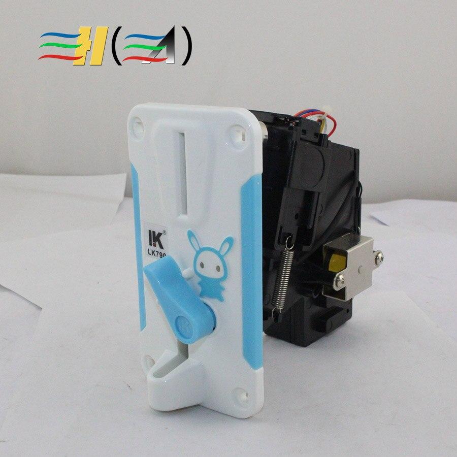 LK 790 мультфильм кролик сравнить монета акцепторы детская машина кукла Монета