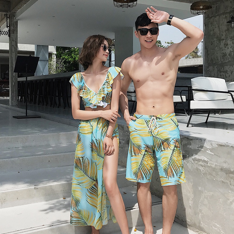 Roupa de banho para as mulheres casal maiô ruches badpak empurrar para cima do sexo feminino biquini retro praia tankini plus size biquini biquini biquini biquini duas peças