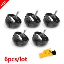 Pour iRobot Roomba Accessoires 500 600 700 800 900 Série 860 865 866 870 871 880 885 886 890 Roulette Assemblage Avant Roulette