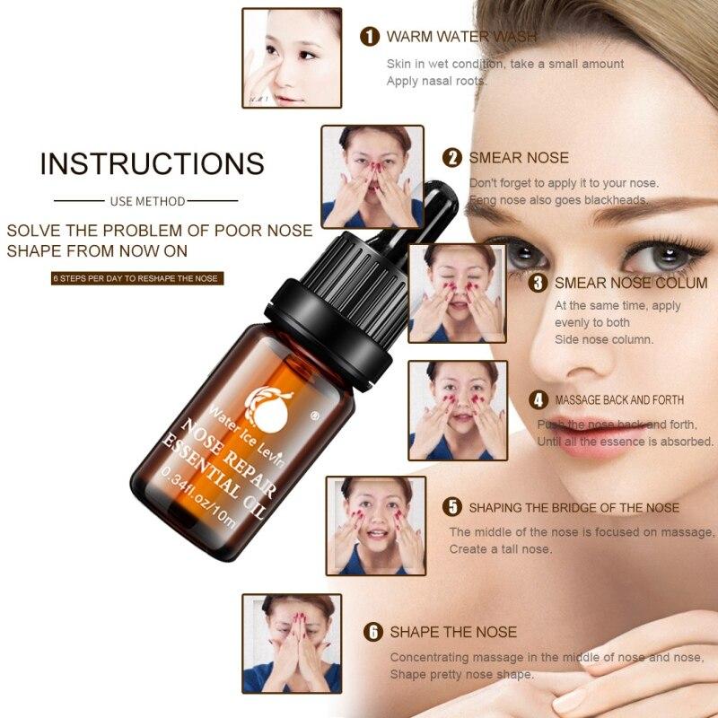 Aceite de remodelación ósea Nossanol para cirugía fuerte, crema de esencia mágica para levantamiento de nariz, productos para dar forma a la nariz de alta calidad
